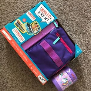 Bento Lunch set & Thermos food container NEW